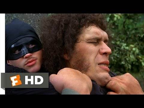 The Princess Bride (4/12) Movie CLIP - Dream of Large Women (1987) HD