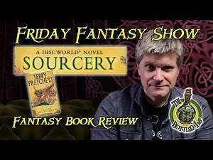 'Sourcery' by Terry Pratchett - Fantasy Book Review