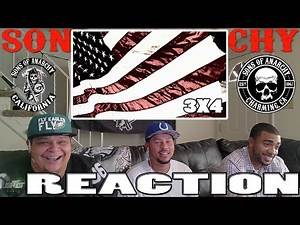 """SONS OF ANARCHY SEASON 3 EPISODE 4 REACTION """"HOME"""""""