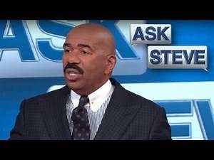 Ask Steve: You're Damn Right! || STEVE HARVEY