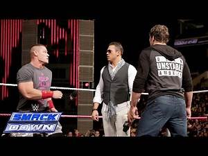 """""""Miz TV"""" with special guests John Cena and Dean Ambrose: SmackDown, Oct. 10, 2014"""