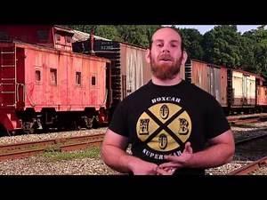 WWE #ToughEnough - Brandon Taylor