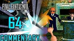 Final Fantasy VII Walkthrough Part 64 - Vincent's Story & The Gelnika Ft. Reno & Rude Boss Battle
