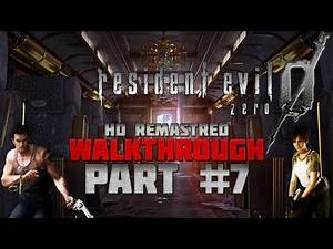 Resident Evil 0 (Zero) HD Remaster - Walkthrough - Hard - PC 1080p/60fps - Part 7 - BAT BOSS