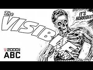 The 2000 AD ABC: The Visible Man