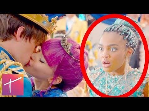 10 Mistakes In Descendants 2 You Never Noticed