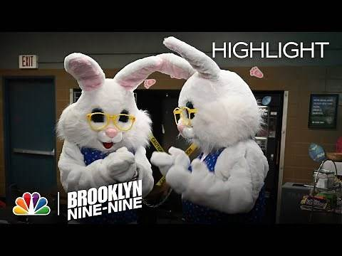 The Halloween Heist Winner Is... (It's Epic!) - Brooklyn Nine-Nine