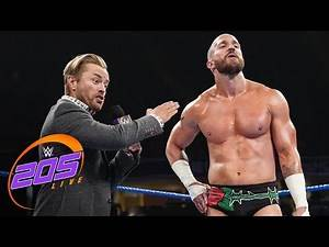 Drake Maverick snaps on Mike Kanellis: WWE 205 Live, July 16, 2019