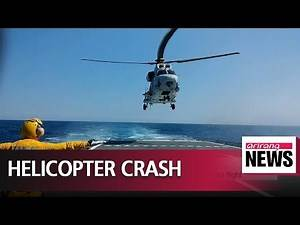 S. Korea marine corps helicopter crashes during test flight