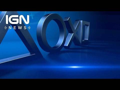 E3 2017: PlayStation Press Conference Date and Time Announced - IGN News