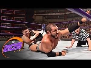 Austin Aries vs. TJ Perkins: WWE 205 Live, April 18, 2017