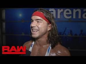 Chad Gable on facing fellow Olympian Kurt Angle on Raw: Exclusive, March 18, 2019