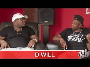D Will on Growing Up in Rochester; 50 Cent Influence; Spits Freestyle