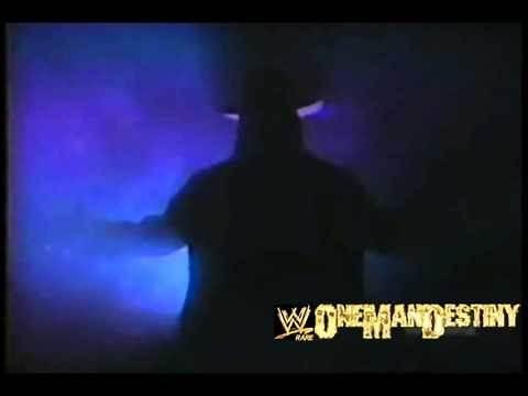 WWF Royal Rumble 1996 Bret Hart Vs The Undertaker Promo