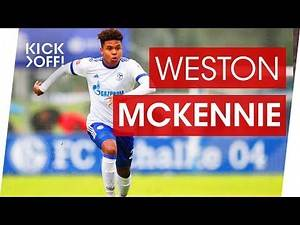 Weston McKennie: New Juventus star and all-American boy about Pulisic, Kroos and Pogba