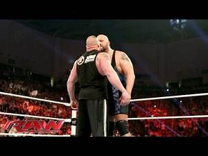 Smack Down Brock Lesnar vs Big Show vs Kane WWE 2K15