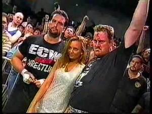 ECW Beulah, Tommy Dreamer & The Sandman