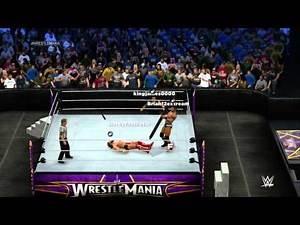 WWE 2K15 ONLINE - Roman Reigns vs Daniel Bryan vs Randy Orton (B12,KJ000,HF1ST)