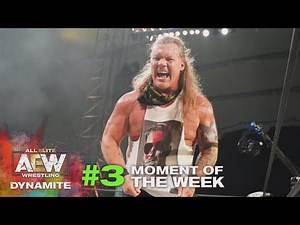 Chris Jericho Sends a Message to Orange Cassidy, or Did He? | AEW Dynamite, 9/2/20