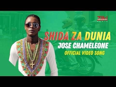 Jose Chameleon - Shida Za Dunia (Official Video Song)