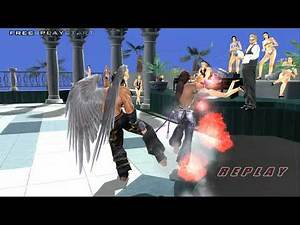Tekken 5 Christie Arcade Mode Ryona 4 [1440p 60FPS]