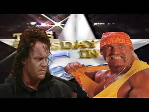 Undertaker vs Hulk Hogan - This Tuesday in Texas 1991