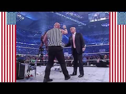 Stone Cold Steve Austin Stuns Donald Trump