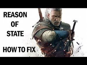 The Witcher 3: Wild Hunt - Reason of State Mission Fix Guide (PC PS4 Xbox One)