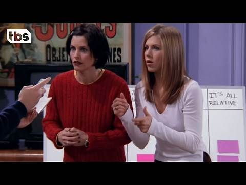 Friends: Lightning Round (Clip) | TBS