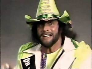 Macho Man Randy Savage Promo on Ric Flair (02-16-1992)