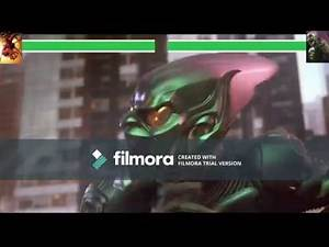 Spider Man vs Green Goblin (First Fight)...with healthbars