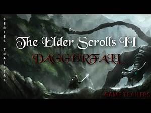The Elder Scrolls II: Daggerfall Trailer 1996
