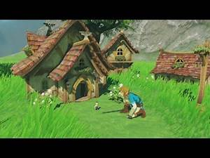 LIVE join GIVEAWAY! The EPIC Minish outside of Zelda Breath of the Wild