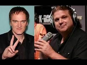 Ron Bennington Interviews Quentin Tarantino, Part 2.