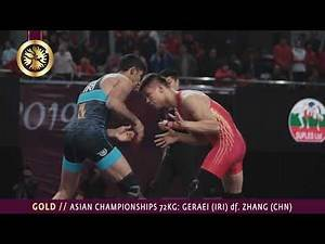 Gold Medal Matches - Asian Championships 2019 - Day 6