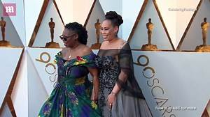 Whoopi Goldberg with daughter Alex Martin at the 2018 Oscars