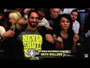 WWE GOSSIP: Seth Rollins And Zahra Schreiber Break Up