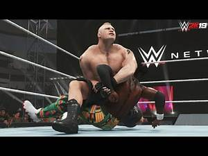 All new submission holds - wwe 2k19