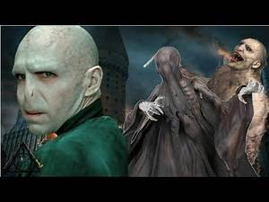 Why Did The Werewolves, Dementors And Giants Side With Voldemort?