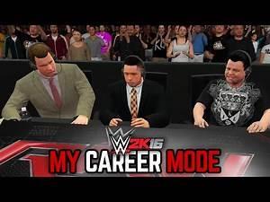 """WWE 2K16 My Career Mode - Ep. 91 - """"THAT'S NOT DANGER....."""""""