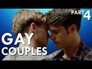 Top 6 GAY COUPLES Movies & TV Series PART 4