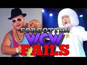 15 Forgotten WCW Fails!