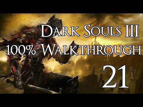 Dark Souls 3 - Walkthrough Part 21: Distant Manor