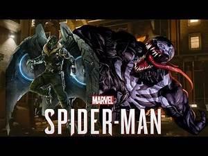 SPIDER-MAN PS4 MAIN VILLAIN