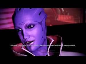 Mass Effect 2 - Aria's Help (Samara's Loyalty)