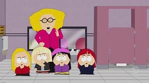 South Park Season 18 Episode 3 The Cissy