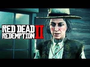 Red Dead Redemption 2 - John Tell Charlotte About Arthur (After Eight Years)