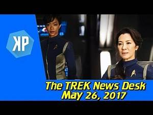 Star Trek: Discovery and The Orville Trailers, and Star Trek Collectible News!