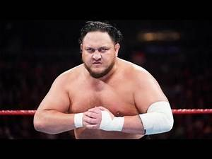 WWE SUSPENDS SAMOA JOE !! it was a MOLE HUNT !!