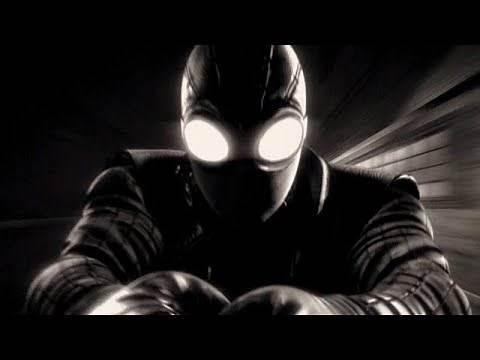 Spider-Man Noir's Story (Shattered Dimensions Game) 4K 60FPS